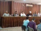 لقاء برلمان الطلائع والشباب بسوهاج