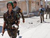 الجيش الكردى