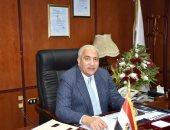 الدكتور أحمد بيومى رئيس جامعة السادات.