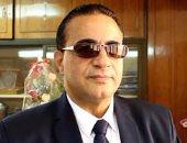 الدكتور رمضان الخطيب وكيل وزارة الصحة بدمياط