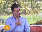 الكاتب الصحفي والمخرج جمال عبد الناصر