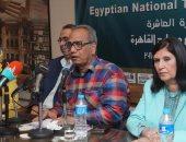 الناقد الدكتور حسن عطية رئيس المهرجان القومى للمسرح