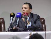 النائب محمود زايد عضو لجنة الزراعة والرى بالبرلمان