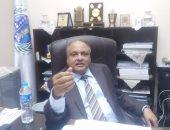 حمدى جابر رئيس شركة النصر للسويس