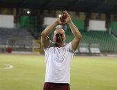 إبراهيم حسن مدير الكرة بنادى بيراميدز
