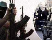قوات الأمن وحركة حسم - أرشيفية