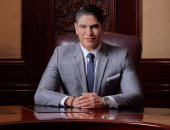رجل الأعمال أحمد أبو هشيمة رئيس مجموعة حديد المصريين