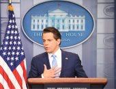 أنتونى سكاراموتشى مدير الاتصالات فى البيت الأبيض