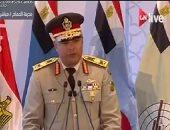 اللواء أركان حرب عادل عشماوى قائد المنطقة العسكرية الشمالية