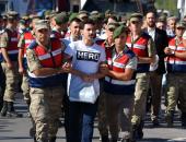 اعتقال في تركيا