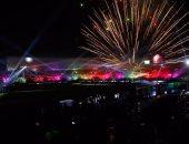 حفل افتتاح البطولة العربية