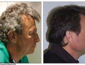 تحويل الشعر الابيض للاسود