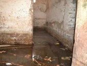 مياه الصرف الصحى تغرق المنازل
