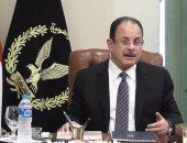 اللواء مجدي عبد الغفار وزير الداخلية