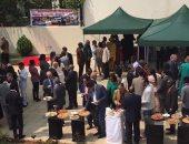 احتفالية سفارة مصر فى أنجولا بذكرى ثورة 23 يوليو