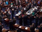 مجلس الشيوخ الأمريكى