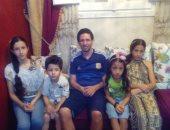 أسرة الاعب علي حسن تستغيث بمحمد صلاح لعلاجه