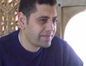 الفنان ماهر كمال  رئيس الإدارة المركزية لإقليم القناه وسيناء الثقافي