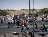 المواجهات الإسرائيلية - الفلسطينية