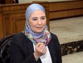 الدكتورة نيفين قباج نائب وزيرة التضامن الاجتماعى للحماية الاجتماعية