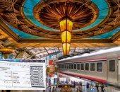 قصة تذكرة القطار من المنبع ليد الراكب