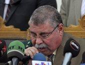 """المستشار حسن فريد - قاضى """"فض اعتصام رابعة"""""""