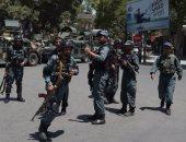 الشرطة الافغانية -أرشيفية