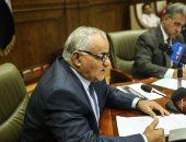 النائب ممدوح الحسينى عضو اللجنة الإدارة المحلية بالبرلمان
