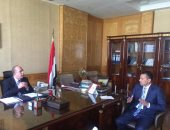 اللواء عمرو لطفي الرئيس التنفيذي لبعثة الحج