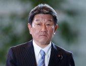 وزير الاقتصاد اليابانى- توشيميتسو موتيجى