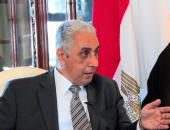 أسامة المجدوب سفير مصر بالصين