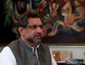 رئيس وزراء باكستان شهيد خاقان عباسى
