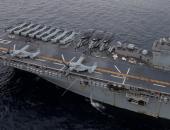 البحرية الامريكية - حاملة طائرات