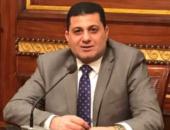 النائب بكر أبو غريب عضو مجلس النواب