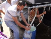 انقطاع مياه الشرب _ أرشيفية