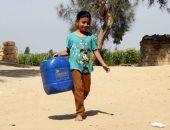 انقطاع المياه - صوره ارشيفيه