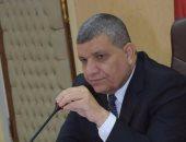 الدكتور  صفا محمود السيد القائم بعمل رئيس جامعة سوهاج