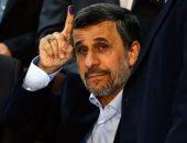 الرئيس الإيرانى السابق محمود أحمدى نجاد