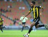 محمود كهربا لاعب اتحاد جدة