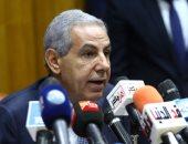 طارق قابيل وزير التجارة والصناعة
