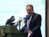 الدكتور أحمد عماد الدين راضى وزير الصحة