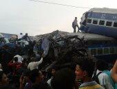 حوادث قطارات أرشيفية