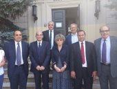 وزير الزراعة يبحث نقل التجربة البولندية لمصر فى مجال انتاج الألبان