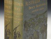 كتب تاريخية للبيع فى دار المزادات العالمية سوثبى