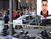 يونس أبو يعقوب المشتبه به فى تنفيذ هجوم برشلونة
