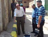 المهندس هشام بيومى رئيس مركز ومدينة الشهداء