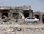 الدمار فى اليمن