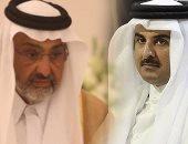 تميم و عبد الله آل ثاني