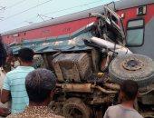 حادث قطار جديد بالهند