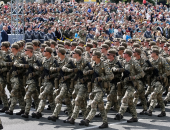 الجيش الأوكرانى